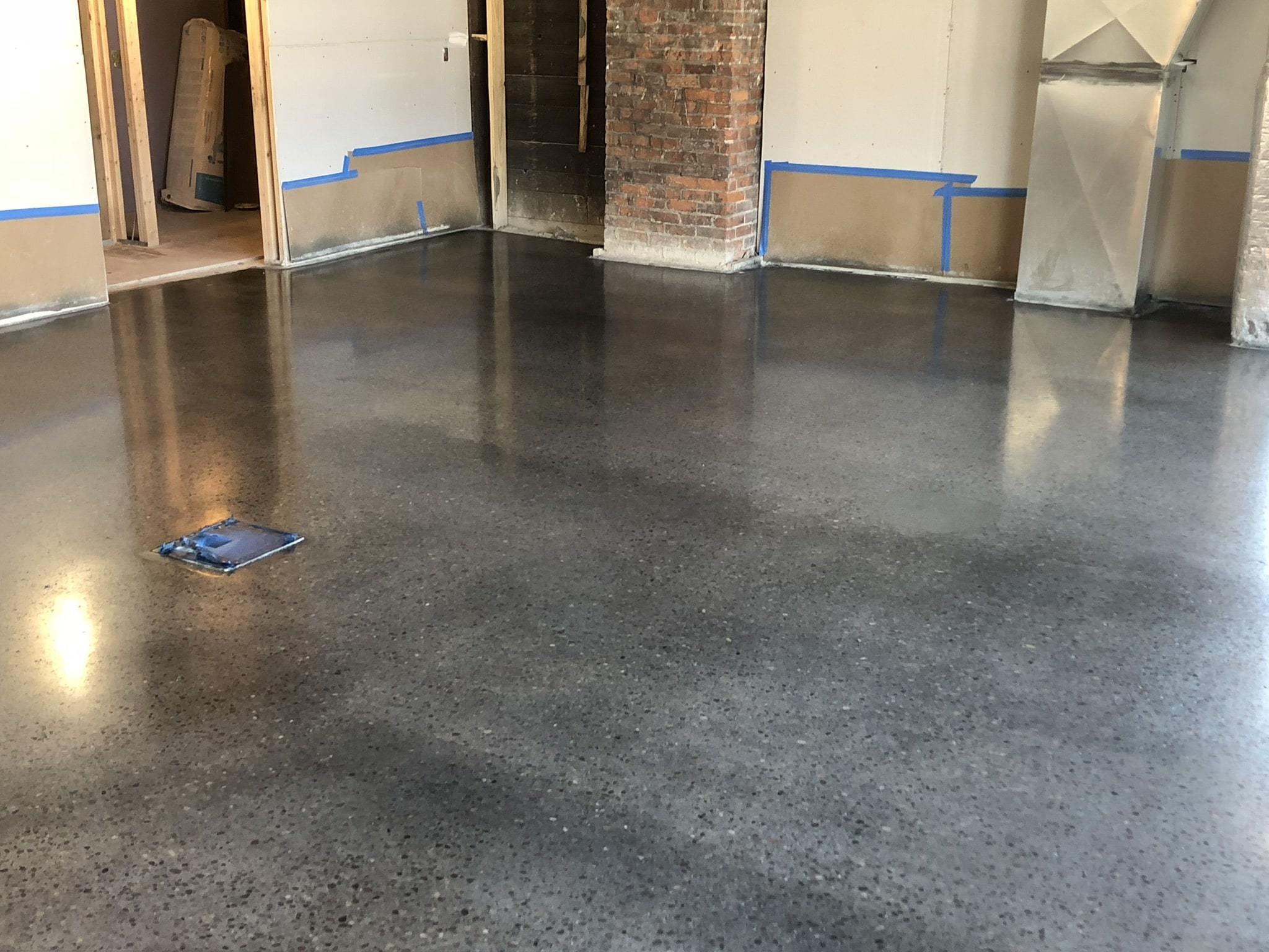 Epoxy Flooring Buffalo Ny Niagara